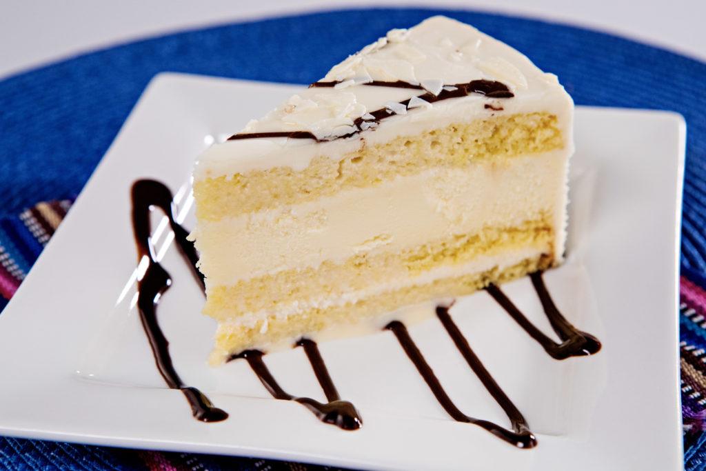 White Chocolate Tres Leche Cake