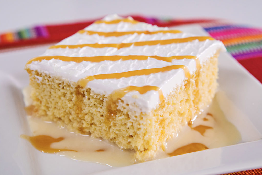 Traditional Tres Leche Cake