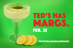 Margarita Day at Ted's Cafe Escondido